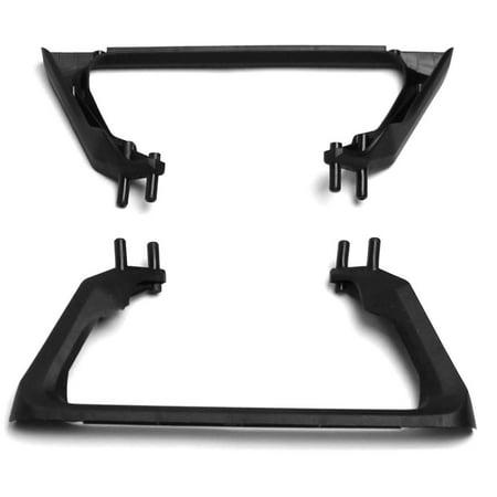 Hobby Udi Udiu842-1-08 Udi Lark Landing Gear Set (2Pcs) Black Replacement Parts ()