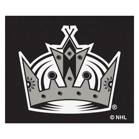 Fanmats NHL Los Angeles Kings Nylon Face Tailgater Rug - image 1 of 3