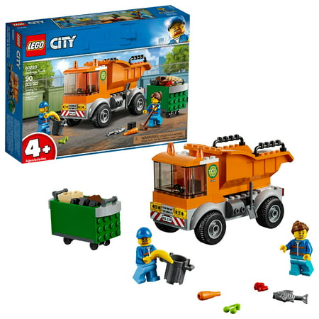 LEGO City Great Vehicles Garbage Truck 60220 (Partry City)