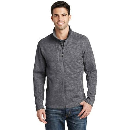 Port Authority Men's Digi Stripe Fleece Jacket