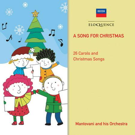 Song for Christmas: 26 Carols & Christmas Songs (CD) for $<!---->
