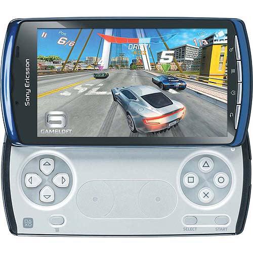 Sony Xperia Play 4G R800a Cell Phone, Blue (Unlocked)