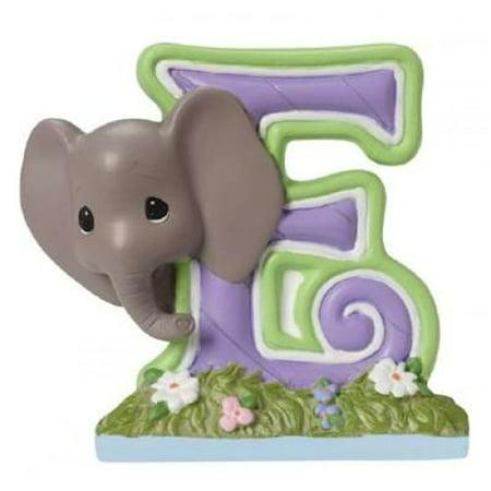 Precious Moments E Is for Elephant Alphabet Resin Figurine