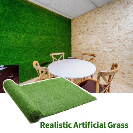 Artificial Athletic Turf (Jaxpety 5'x3.3' Artificial Grass Synthetic Turf Indoor/Outdoor Doormat/Area Rug Carpet)