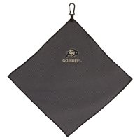 Team Effort Colorado Buffaloes Microfiber Golf Towel