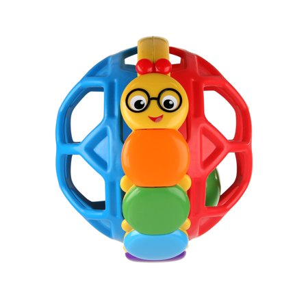 Baby Einstein Turtle - Baby Einstein Bendy Ball Rattle Toy