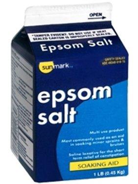 Epsom Salts 16Oz - Item Number 1722917 - 1 Each / Each - 16 oz