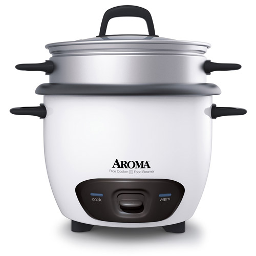 6 CUP STEAMR/RICE COOKER ARC-743-1NG