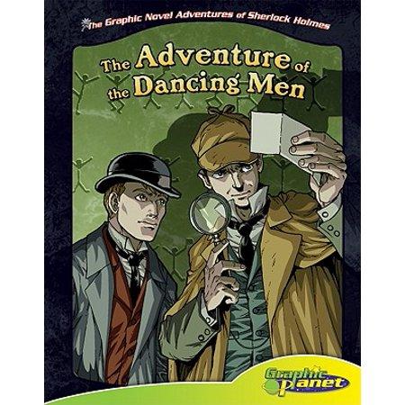 Sherlock Holmes And Watson Halloween (The Adventure of the Dancing)