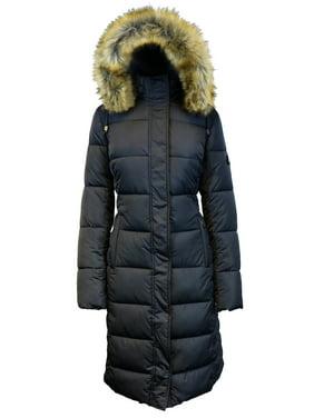Women's Heavyweight Long Parka Jacket Coat (XS-3XL)