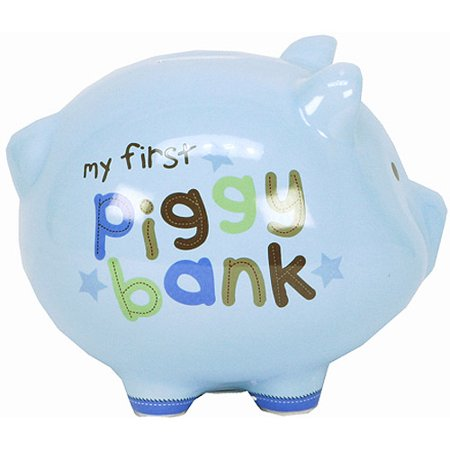 Carter 39 s child of mine boy 39 s piggy bank - Coin banks for boys ...