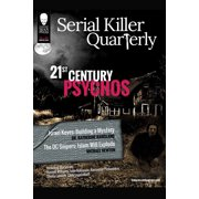 "Serial Killer Quarterly Vol.1 No.1 ""21st Century Psychos"" - eBook"