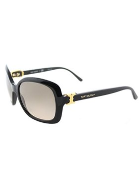 a77270b21d1 Product Image Tory Burch TY7101 137713 Black Square Sunglasses