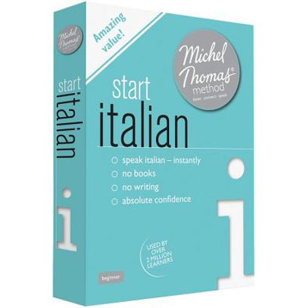 Start Italian (Learn Italian with the Michel Thomas