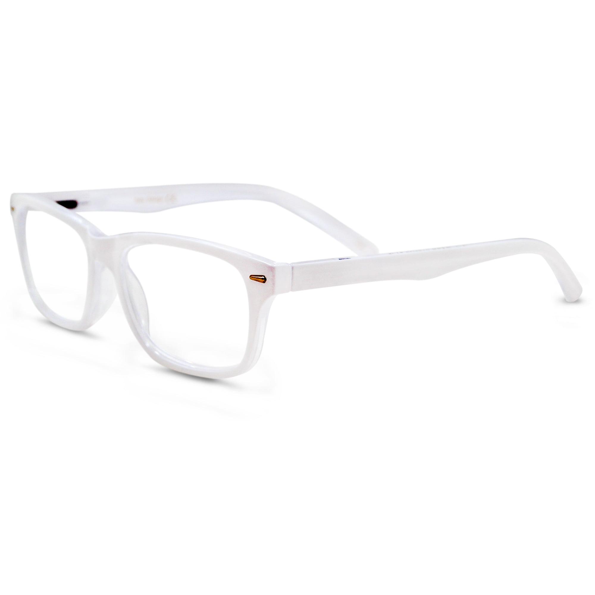 50b07161ce4 In Style Eyes Seymore Retro Reading Glasses. Not Bifocals - Walmart.com