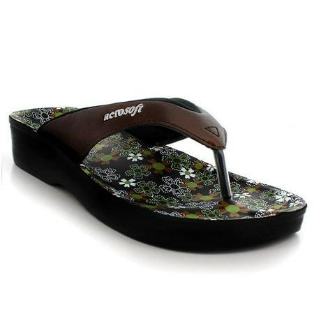 5ff655b12b00 Aerosoft A0815 Brown US Women 9 Brown Anette Women Sandals - Size 9 - image  1 ...