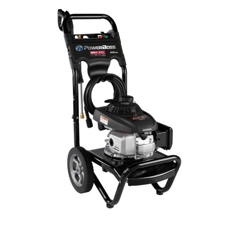 PowerBoss 2800 PSI 2.3 GPM Gas Pressure Washer