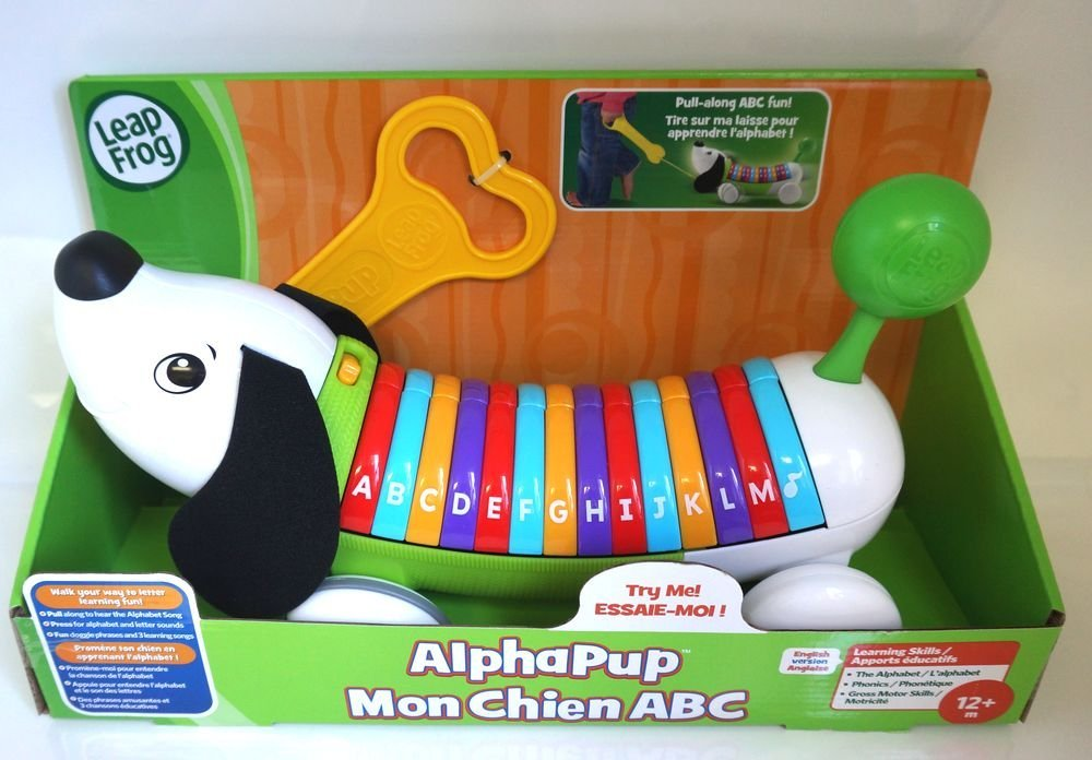 AlphaPup..., By LeapFrog Ship from US by