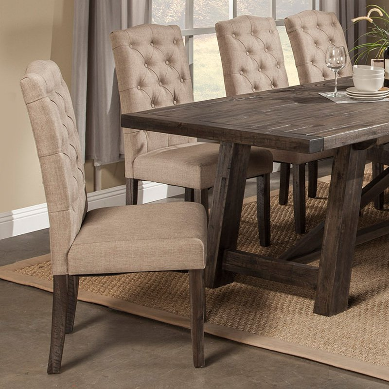 Alpine Furniture Newberry Parson Chairs - Set of 2