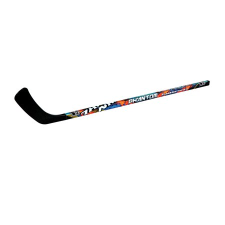 Franklin Sports NHL 1090 Phantom Street Hockey Stick, Right - Pro Senior Ice Hockey Stick