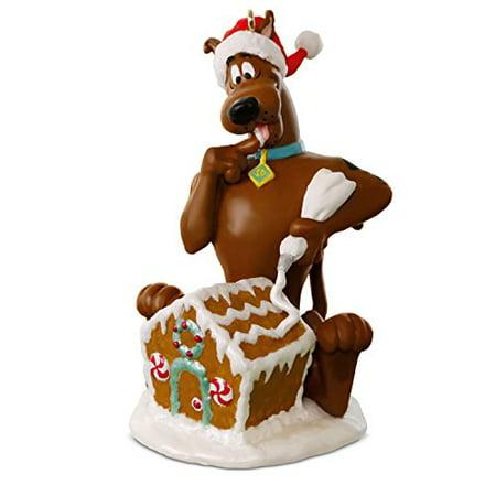 Hallmark Warner Bros. Scooby Doo Gingerbread House Keepsake Christmas Ornaments
