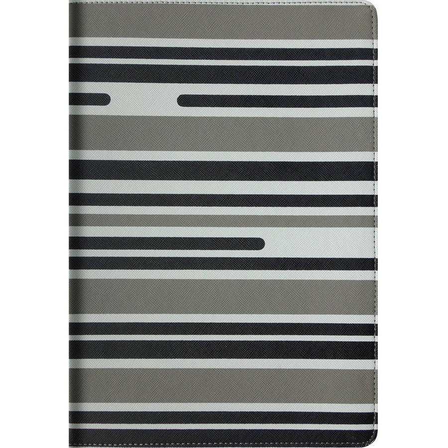 "Image of Accellorize Striped Universal Case for 9-10"" Tablets"