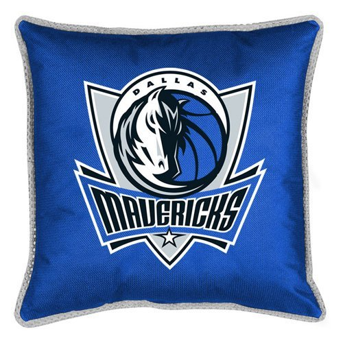 Miami Heat SIDELINES Jersey Material Toss Pillow