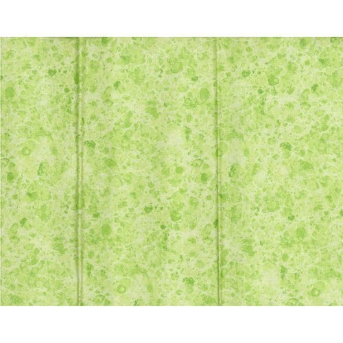 Fabric Mirage Glitter Lime