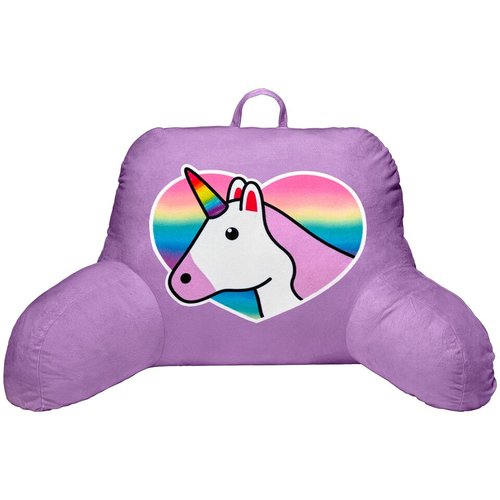 Zoomie Kids Hinton Charterhouse Unicorn Dreams Bed Rest Pillow