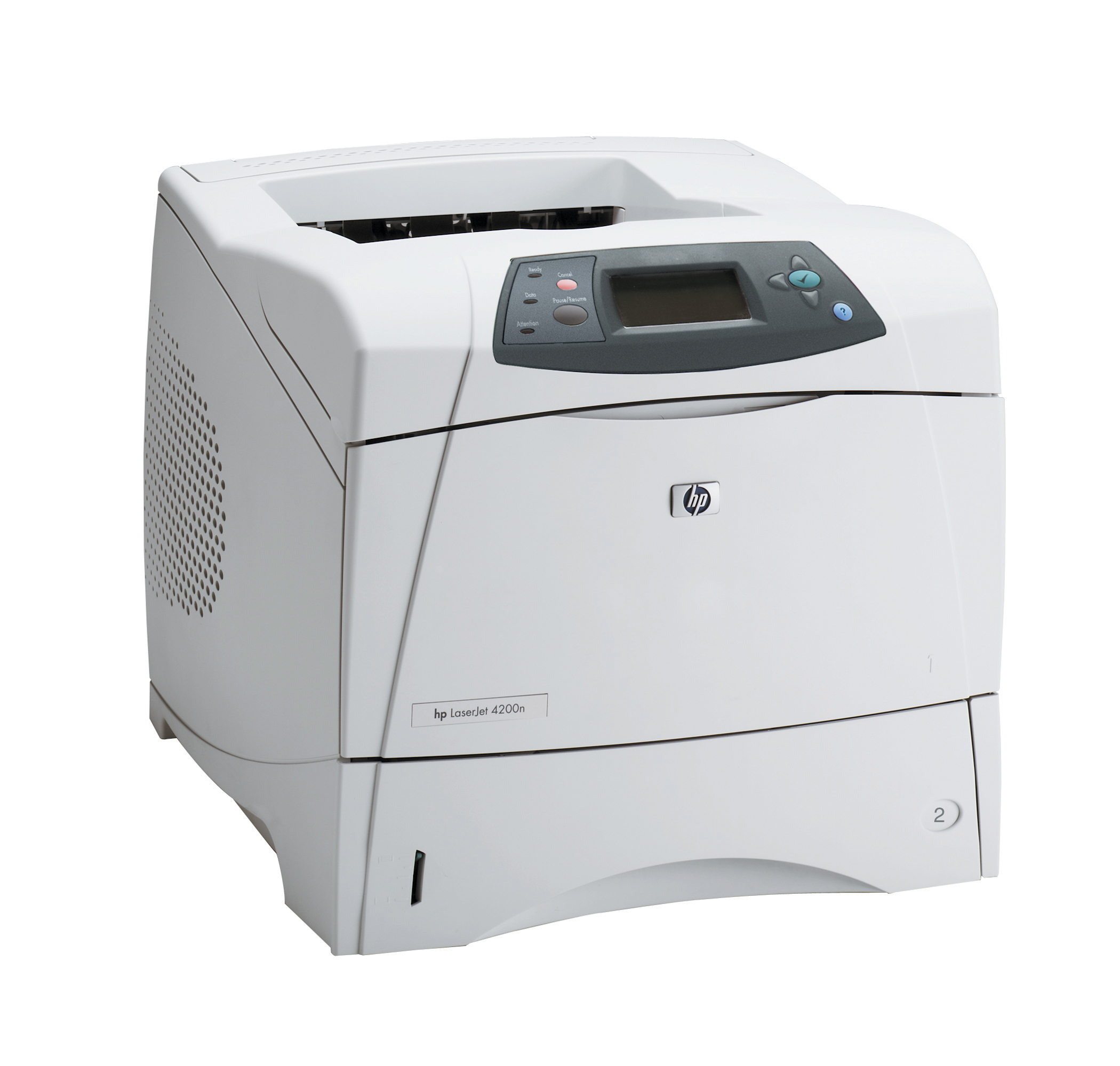 HP Refurbish LaserJet 4200N Laser Printer (Q2426A) - Seller Refurb