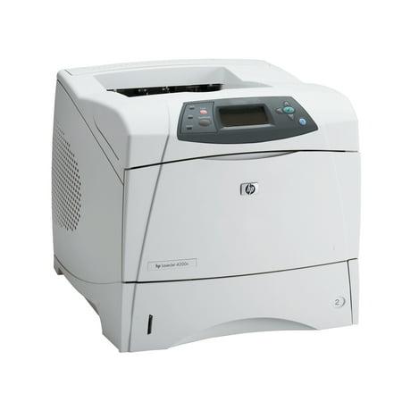 HP Refurbish LaserJet 4200N Laser Printer (Q2426A) - Seller Refurb