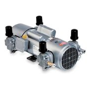 GAST 7HDD-251-M853 Piston Air Compressor/Vacuum Pump,2HP