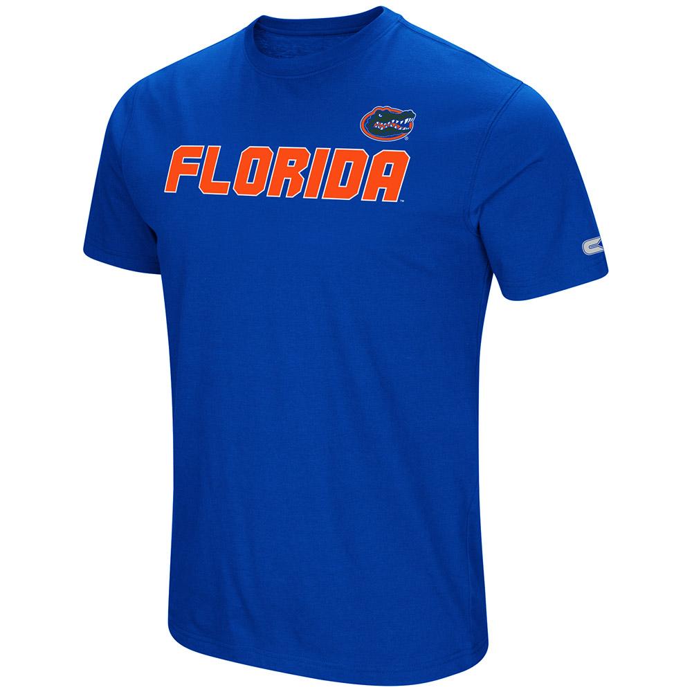 "Florida Gators NCAA ""Water Boy"" Men's Dual Blend S/S T-Shirt"