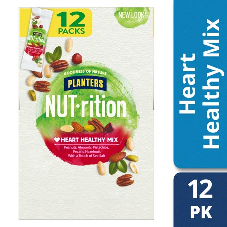 Planters NUT-rition Heart Healthy Mix , ct - 18.0