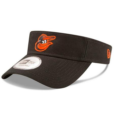 Baltimore Orioles New Era Dugout Redux Visor - Black - OSFA