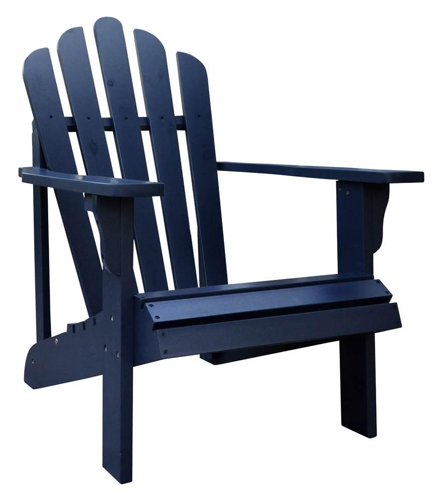 Westport Adirondack Chair Naval by Shine Company
