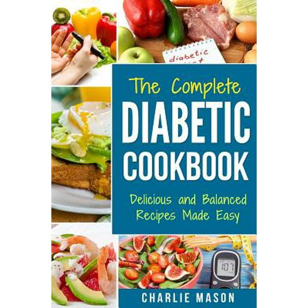 Diabetic Cookbook : Healthy Meal Plans