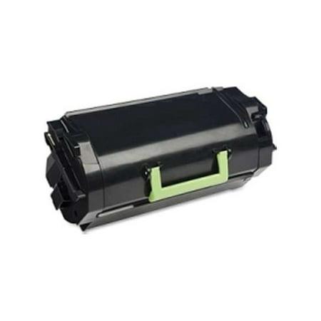 Remanufactured Lexmark 52D1H00 (521H) toner cartridge - high capacity