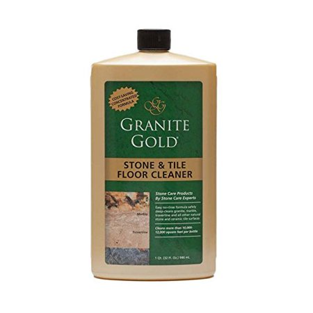 Gg0035 Stone   Tile Floor Cleaner  Each Neutral Preserver Limestone 1Gallon Oz Black Stone 2Pack 00004 Subway Formula Daily Ph Shower Penetrating    By Granite Gold