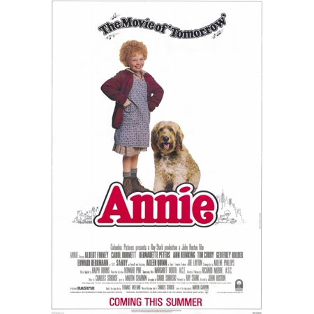 Annie (1982) 27x40 Movie Poster