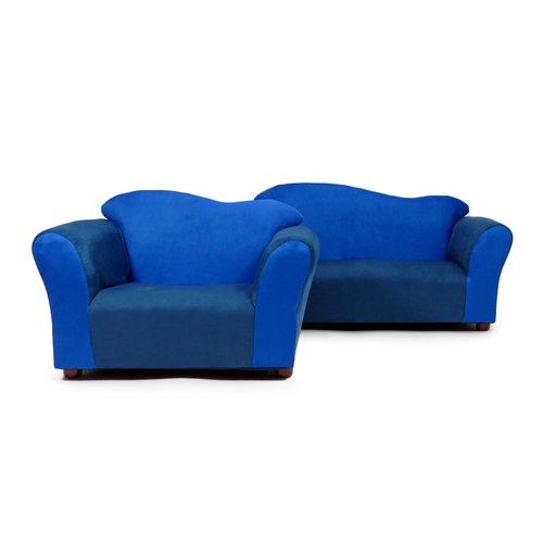 Zoomie Kids Espere 2 Piece Kids Sofa And Chair Set Walmart Com