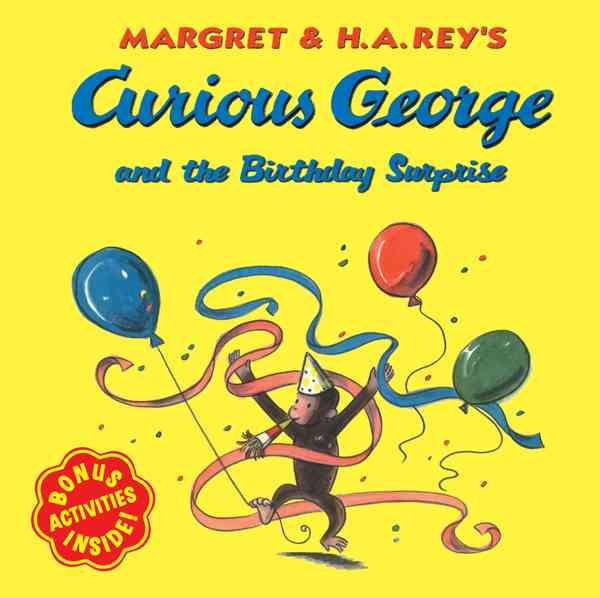 Curious George and the Birthday Surprise (Paperback)