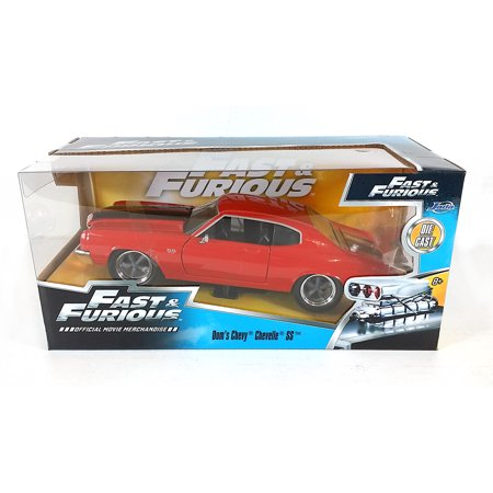 1:24 Ff8 '70 Chevelle Ss (Chevelle Center)