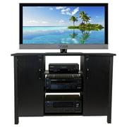 Venture Horizon 2365-21BL Multi-Media A-V Cabinet black