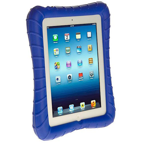 M-Edge SuperShell for New iPad and iPad 2, Cobalt Blue