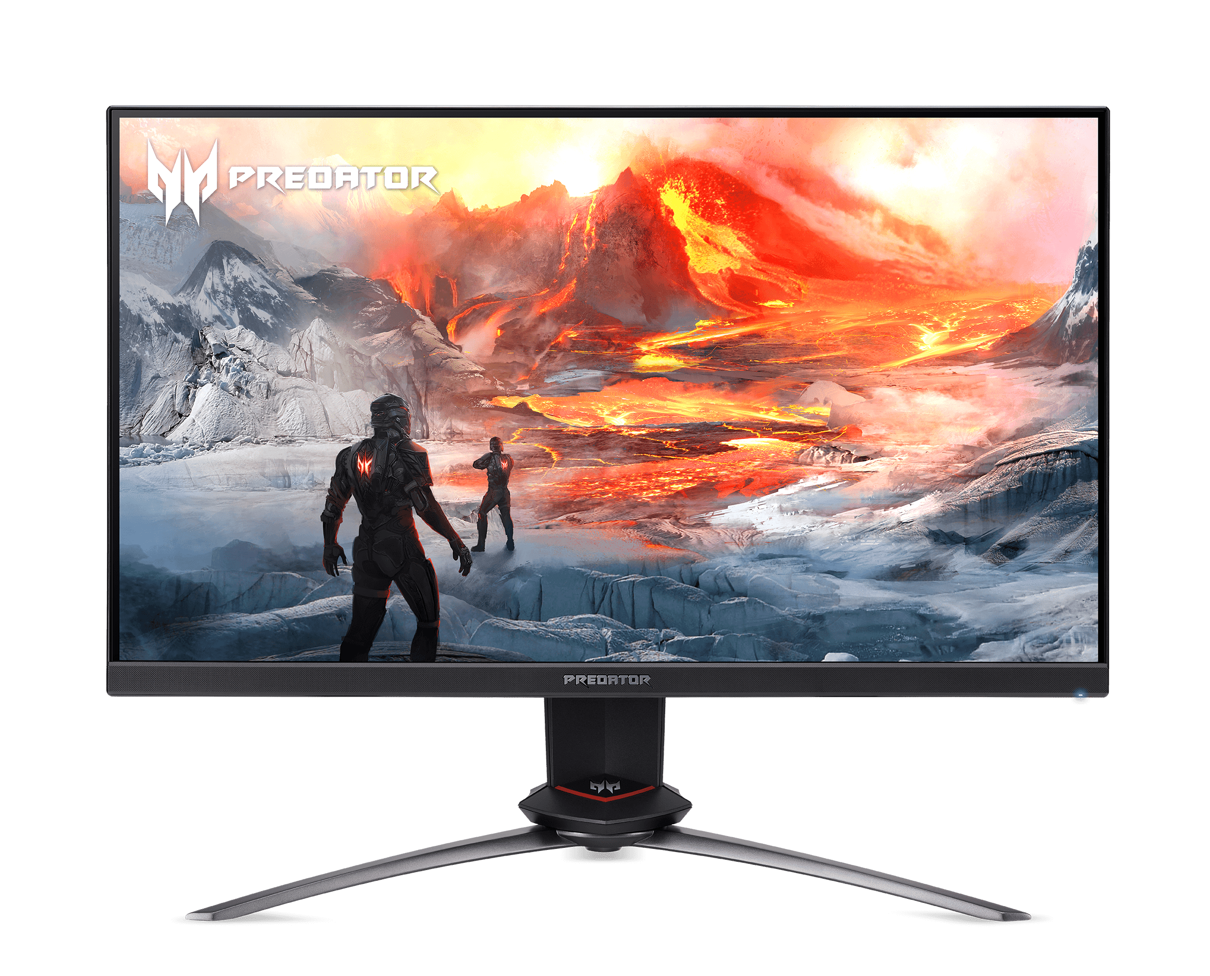 """Acer Predator XB9 Gxbmiipprzx 9"""" FHD (9 x 9) IPS Monitor with  NVIDIA G-SYNC Compatible, VESA Certified DisplayHDR9, Up to 9.9ms (G to  G),"""