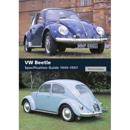 VW Beetle : Specification Guide (Vw Beetle Specifications)