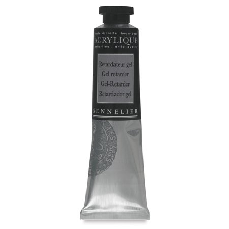 Sennelier Acrylique Gel Retarder - 60 ml tube
