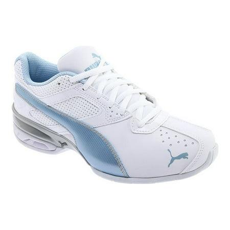 PUMA - Puma Tazon 6 Fm Sneaker - White-Cerulean Silver - Womens - 9.5 -  Walmart.com eeb79c91a
