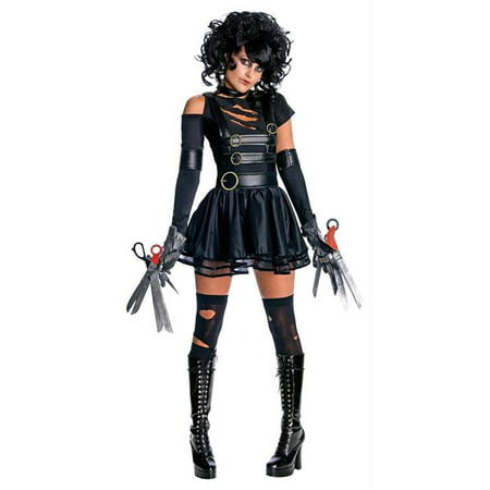 Costumes For All Occasions Ru889844Lg Miss Scissorhands Large](Edward Scissorhands Hands For Sale)
